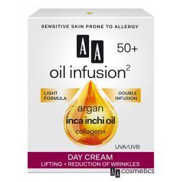 AA - Oil Infusion Denní liftingový a zpevňující krém 50+ 50 ml Produkty
