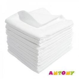 ANTONY FASHION - Bavlněná plena LUX - 10ks balení - velikost: 70x80 (cm) Produkty