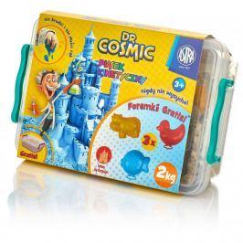 ASTRA - Kinetický písek DR Cosmic - přírodní 2kg Vše do domácnosti