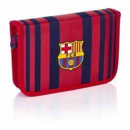 ASTRA - Školní penál FC Barcelona FC-186 1zip prázdný