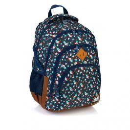 ASTRA - Studentský batoh Head HD-111 kytičky
