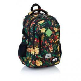 ASTRA - Studentský batoh Head HD-113 barevné květy