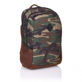 ASTRA - Studentský batoh Head HD-35 maskáč Vše do domácnosti