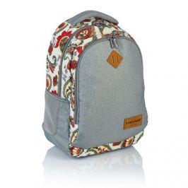 ASTRA - Studentský batoh Head HD-76 folk Vše do domácnosti