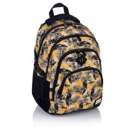 ASTRA - Studentský batoh Head HD-88 tukan žlutý Vše do domácnosti