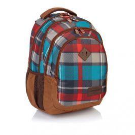 ASTRA - Studentský batoh Head HD-97 barevné pruhy Vše do domácnosti