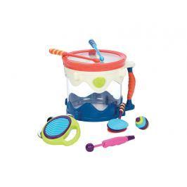 B-TOYS - Sada hudebních nástrojů Drumroll, Please! Vše do domácnosti