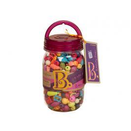 B-TOYS - Spojovací korále a tvary Beauty Pops 275 ks Hračky pro děti od 4 let