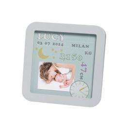 BABY ART - Rámeček My Birth Date Pastel Fotorámečky na stůl