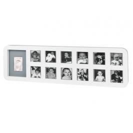 BABY ART - Rámeček 1st Year Print Frame White / Grey Vše do domácnosti
