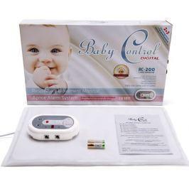BABY CONTROL - Monitor dechu Baby Control BC-200, s 1x1 senzorovou podložkou Vše do domácnosti