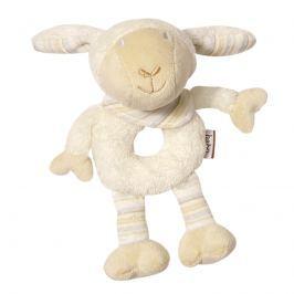 BABY FEHN - Babylove měkký kroužek ovečka