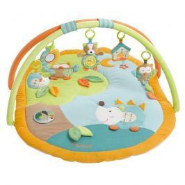 BABY Fehn - Forest Hrací deka 3D aktivity Vše do domácnosti