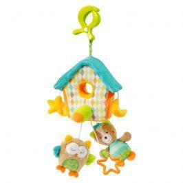BABY FEHN - Forest závěsný hrací domeček Vše do domácnosti