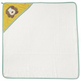 BABY FEHN - Funky ručník s kapucí lev Vše do domácnosti