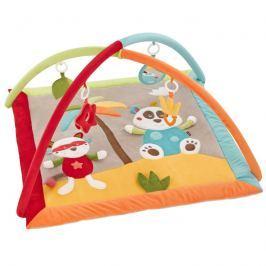 BABY FEHN - Jungle hrací deka 3d aktivity Vše do domácnosti
