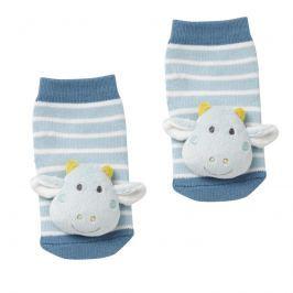 BABY FEHN - Little Castle chrastící ponožky