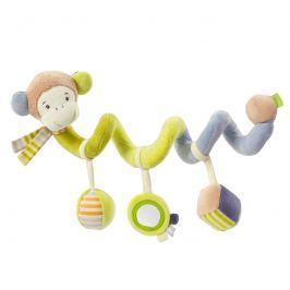 BABY FEHN - Monkey Donkey aktivity spirála opička Vše do domácnosti