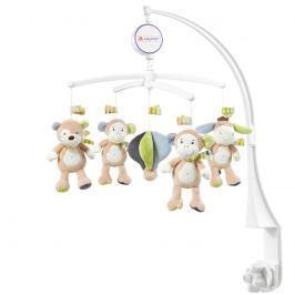 BABY FEHN - Monkey Donkey hrací kolotoč opička Vše do domácnosti