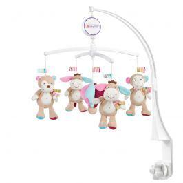 BABY FEHN - Monkey Donkey hrací kolotoč oslík Vše do domácnosti