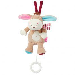 BABY FEHN - Monkey Donkey mini hrací oslík Vše do domácnosti