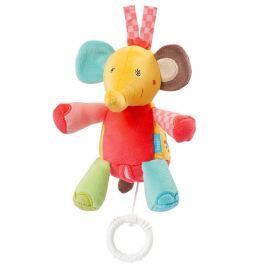 BABY Fehn - safari závěsná hračka slon