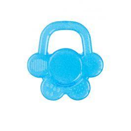 BABY ONO - Kousátko chladící květ - modrá