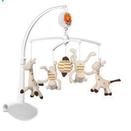 BABY ONO - Kolotoč hudební - žirafa + opice