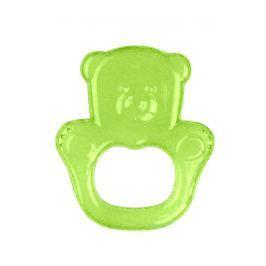 BABYONO - Hryzačka chladiaca medveď- zelená