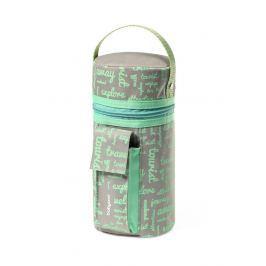BABYONO - Ohřívač do auta - šedo-zelený Vše do domácnosti