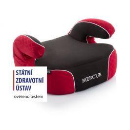 BABYPOINT - Autosedačka Mercur, 22 - 36 kg - červená Vše do domácnosti