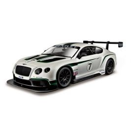BBURAGO -  Bentley Continental GT3 1:24 Race Modely aut