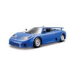 BBURAGO -  Bugatti Eb 110 1:24 Modely aut