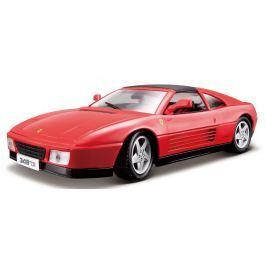 BBURAGO -  Ferrari 348 TS 1:18 Ferrari Race & Play