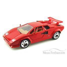 BBURAGO -  Lamborghini Countach 5000 Quattrovalvole 1:18