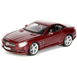 BBURAGO -  Mercedes-Benz SL500 1:24 PLUS