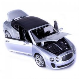 BBURAGO -  Bentley Continental Supersports Convertible 1:18 PLUS