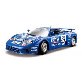 BBURAGO -  Bugatti EB 110 Super Sport (1994 Race) 1:18 PLUS