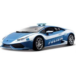 BBURAGO -  Lamborghini Huracan LP 610-4 Polizia 1:18 PLUS