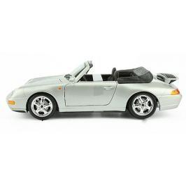 BBURAGO -  Porsche 911  Cabriolet 1:18