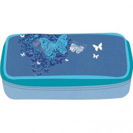 BELMIL - Pouzdro BelMil Blue Butterflies