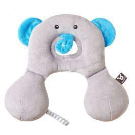 BENBAT - Nákrčník s opěrkou hlavy 0-12 m - slon