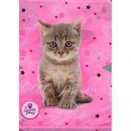 BENIAMIN - Sáček na přezůvky The Sweet pets - kočka