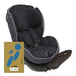 BESAFE - Autosedačka 0-25 kg iZi Plus - Midnight Black 01