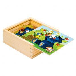 Bino - 13204 Puzzle Baribal v krabičce