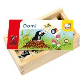 BINO - 13804 Domino skládačka Krtek