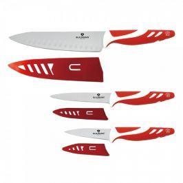 BLAUMANN - Nože sada 3ks+3ks kryt, BL-5027
