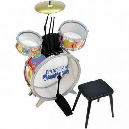 BONTEMPI - Dětská bicí souprava se židlí 514500