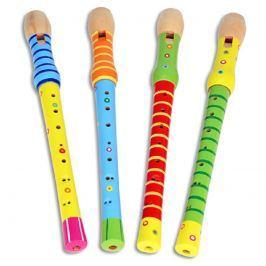 BONTEMPI - dřevěná barokní flétna 313010