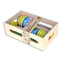 BONTEMPI - Dřevěné maracas 562010
